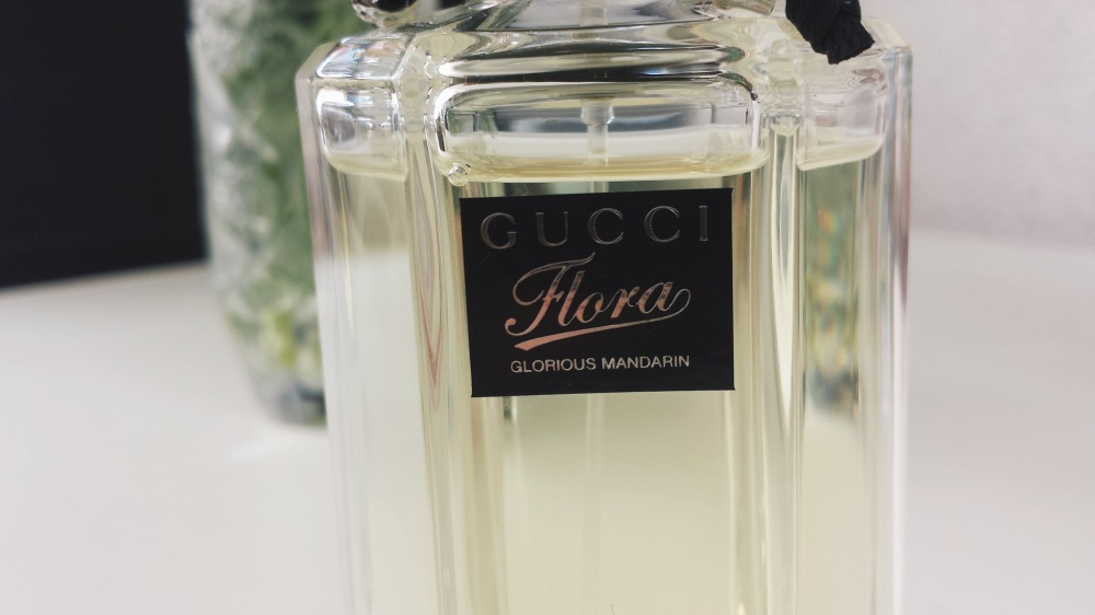 Flora by Gucci - glorious mandarin - perfect summer fragrance - july favorites 2015. - the label