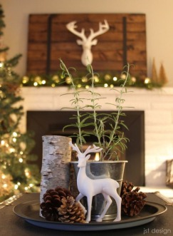 christmas festive room decor inspiration, tumblr, pinterest, artsy photo, blogmas 2015, day 3, fawns
